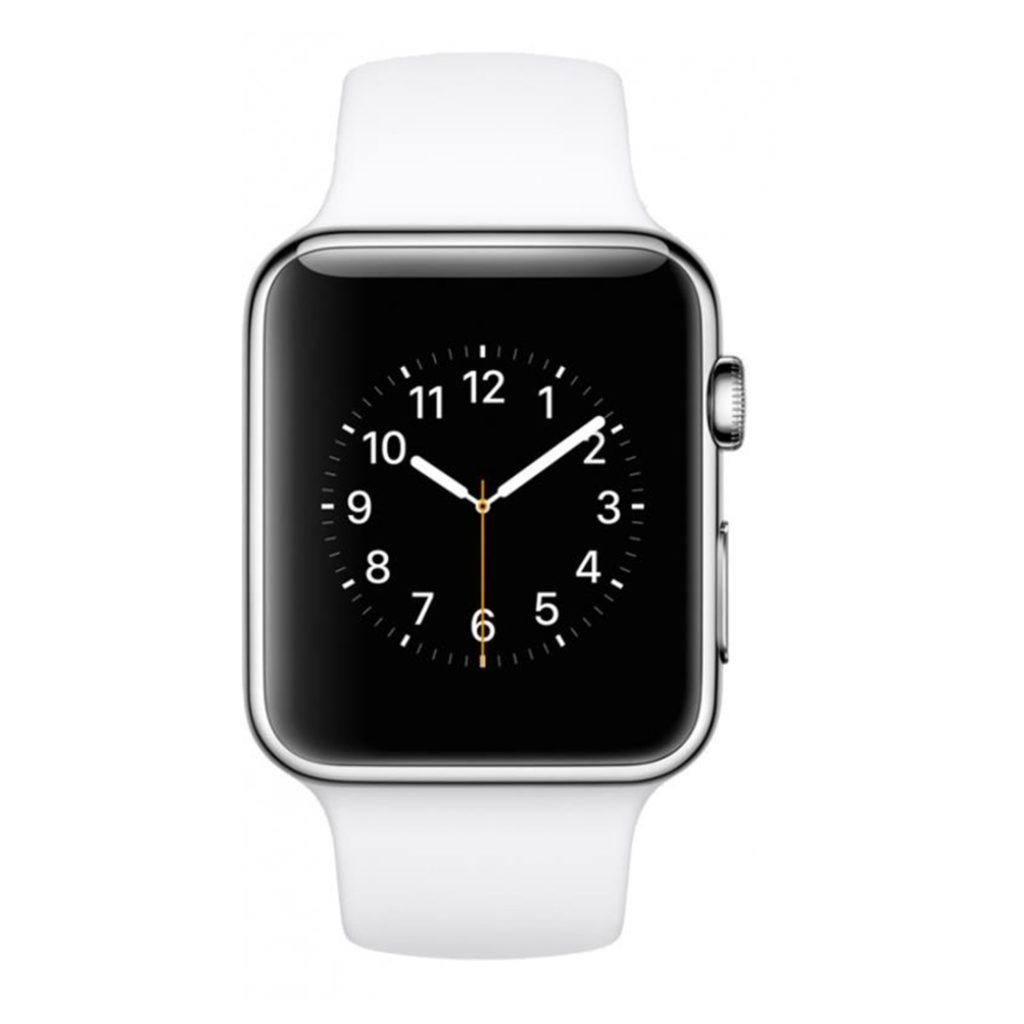 Apple Watch Sport Pulsuhr Test 2018