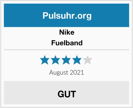 Nike Fuelband Test