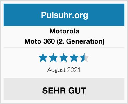 Motorola Moto 360 (2. Generation) Test