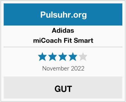Adidas miCoach Fit Smart Test