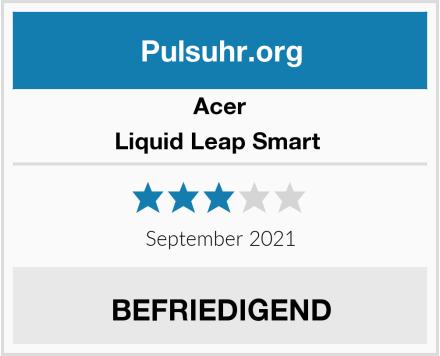 Acer Liquid Leap Smart  Test