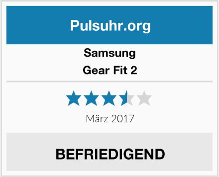 Samsung Gear Fit 2 Test