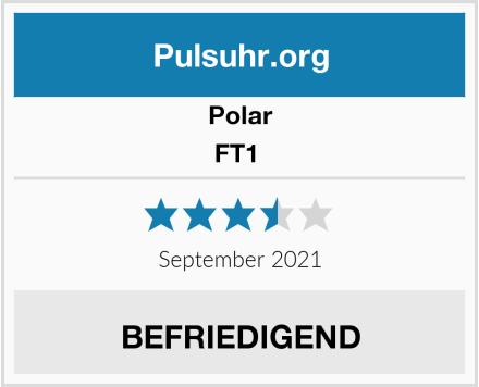 Polar FT1  Test