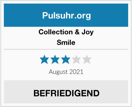 Collection&Joy Smile Test