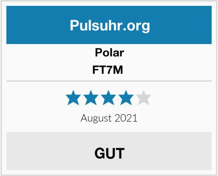 Polar FT7M  Test