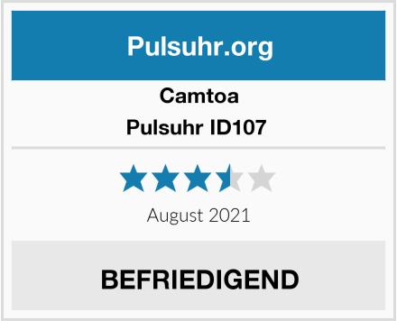 Camtoa Pulsuhr ID107  Test