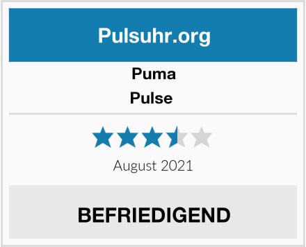 Puma Pulse  Test