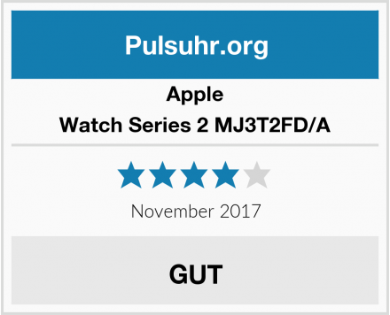 Apple Watch Series 2 MJ3T2FD/A Test