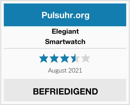 Elegiant Smartwatch Test