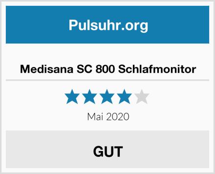 Medisana SC 800 Schlafmonitor Test