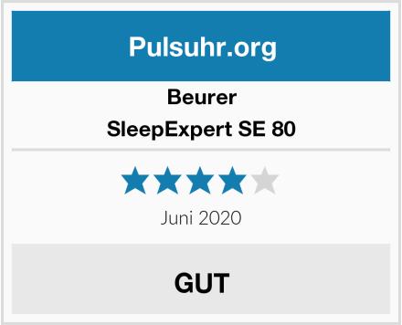 Beurer SleepExpert SE 80 Test