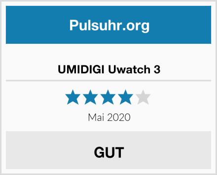 UMIDIGI Uwatch 3 Test