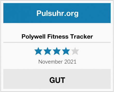Polywell Fitness Tracker Test