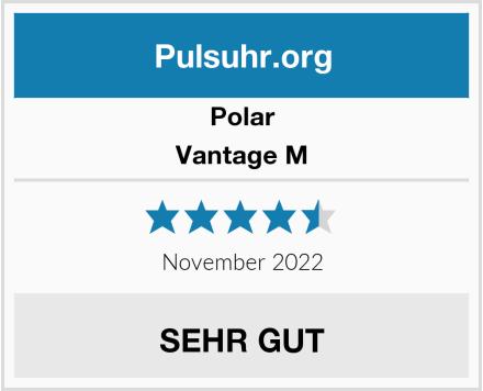 Polar Vantage M Test