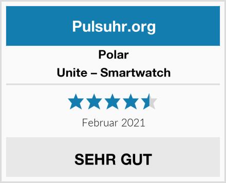 Polar Unite – Smartwatch Test
