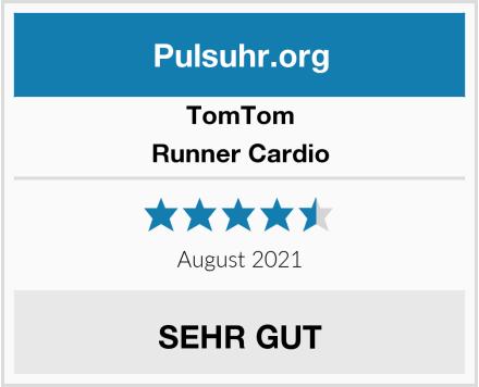 TomTom Runner Cardio Test