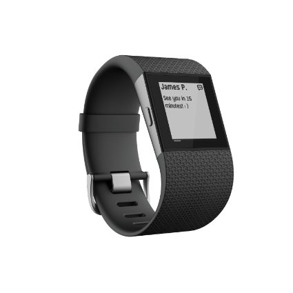 Fitbit Fitness Super Watch Surge