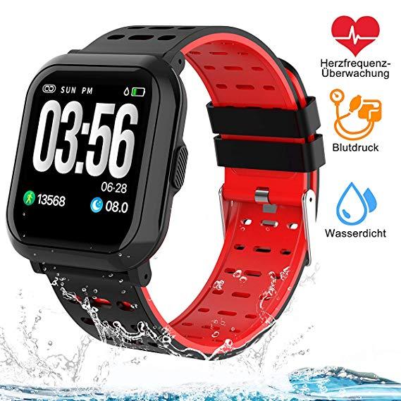 no name Tigerhu Smartwatch