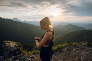 Ist eine Pulsuhr beim Wandern sinnvoll? Wenn ja, warum?