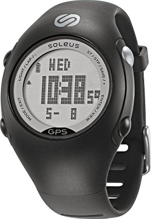 soleus mini gps uhr pulsuhr test 2019. Black Bedroom Furniture Sets. Home Design Ideas