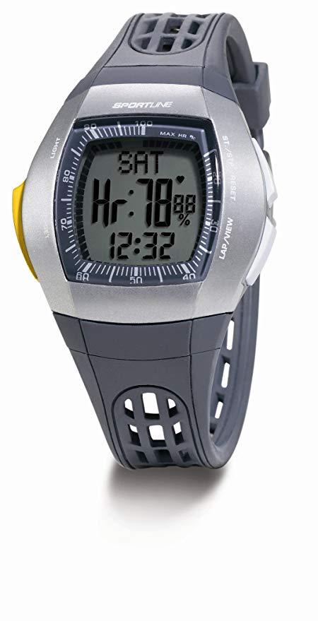 Sportline Damen Herzfrequenz-Uhr Duo 1025