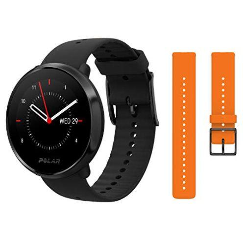 Polar GPS Fitness-Uhr Ignite schwarz