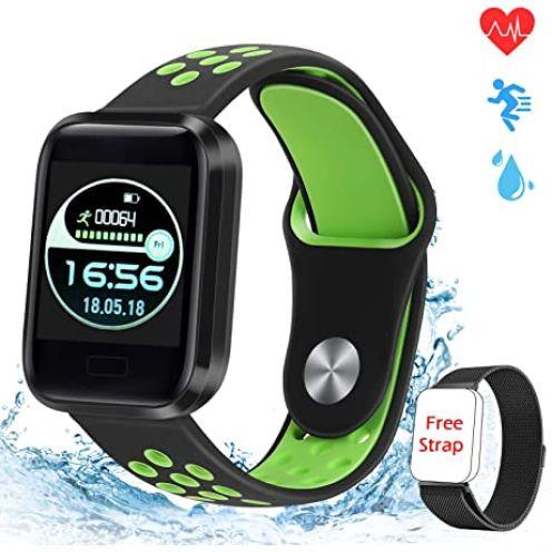obqo Fitness Armband mit Blutdruckmessung