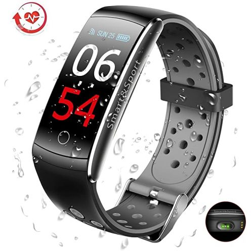 SUPTEMPO Fitness Armband mit Blutdruckmessung