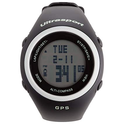 Ultrasport GPS Pulscomputer NavRun 600